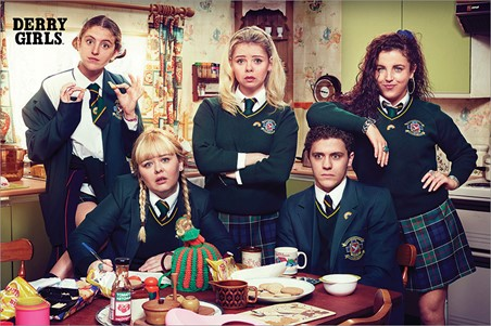 Kitchen - Derry Girls