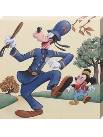 Police Officer Goofy - Walt Disney's Goofy