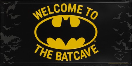 Welcome to the Batcave - Batman