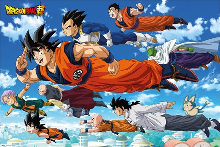 Super Flying, Dragon Ball
