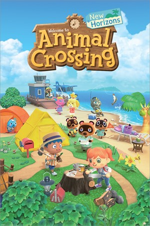 New Horizons, Animal Crossing