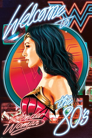 Welcome To The 80s, Wonder Woman 1984