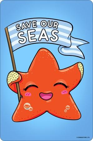 Save Our Seas, Starfish