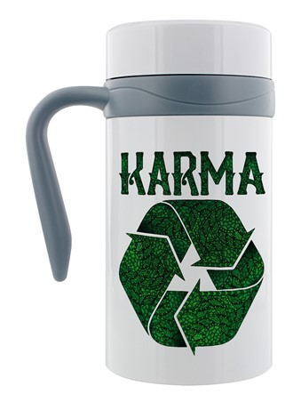 Recycling Karma - Eco-Warrior