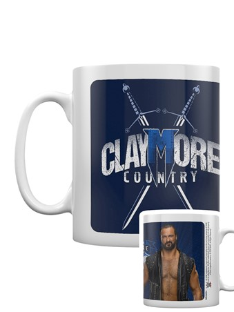 Claymore Country, Drew McIntyre WWE