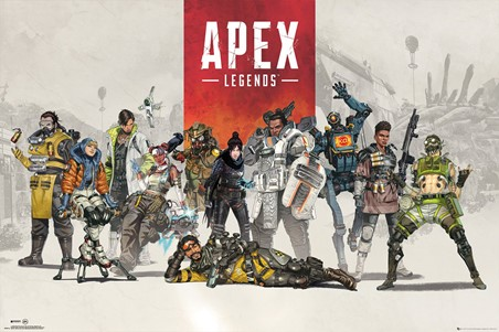 Group, Apex Legends