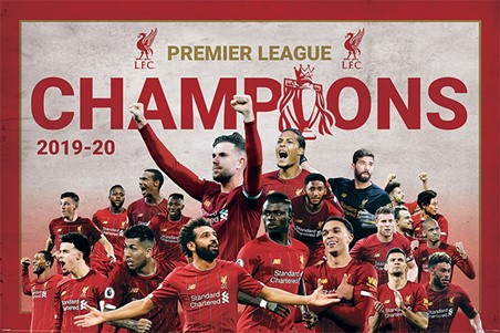 Champions Montage, Liverpool FC