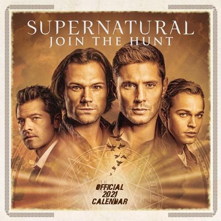 Join the Hunt - Supernatural