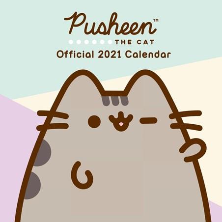 Tabby Cat Love - Pusheen