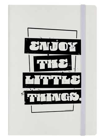 Enjoy The Little Things, Motivational Quote