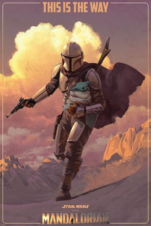 On The Run, Star Wars The Mandalorian