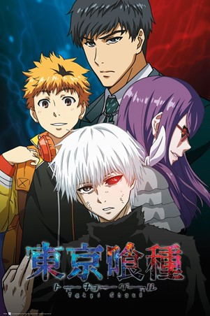 Conflict, Tokyo Ghoul