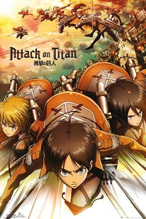 Attack, Attack on Titan