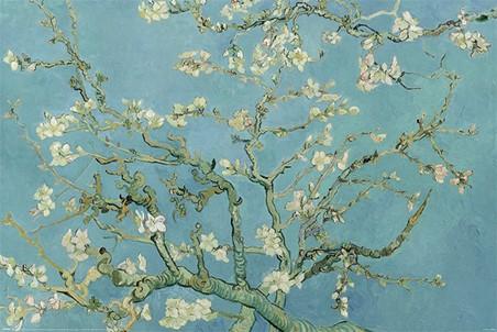 Almond Blossom, Van Gogh