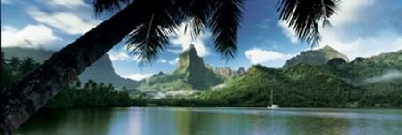Opunohu Bay - Tahiti