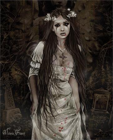 Anatheme The Vampire - Victoria Frances