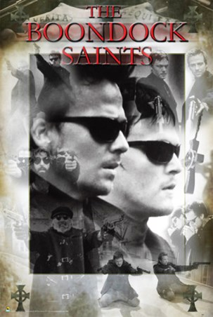 Thy Kingdom Come, Thy Will Be Done - Boondock Saints Collage