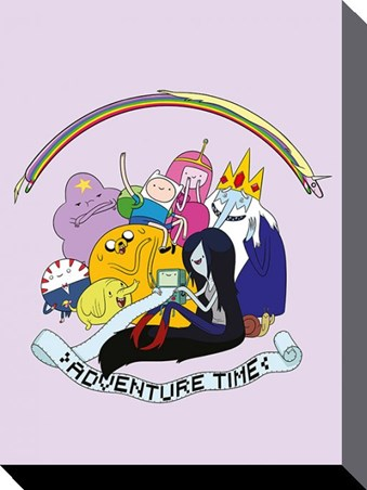 Characters From The Land Of Ooo - Adventure Time