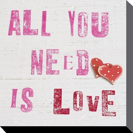 All You Need Is Love - Howard Shooter