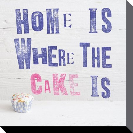 Home Is Where The Cake Is - Howard Shooter