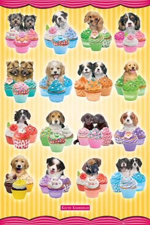 Puppies & Cupcakes - Keith Kimberlin
