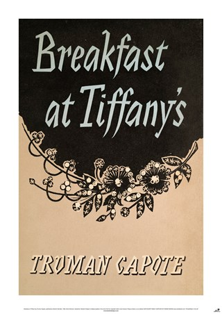 Framed Breakfast At Tiffany's - Truman Capote