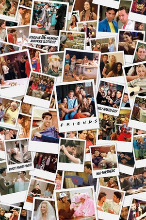 Photo Collage - Friends