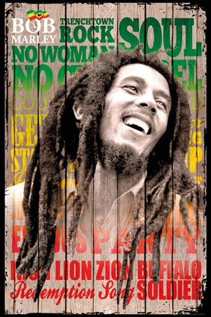 Song Collage - Bob Marley