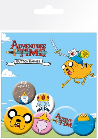 Crazy Times with Jake - Adventure Time