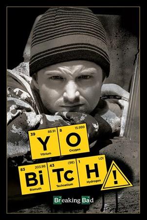 Framed Yo Bitch - Breaking Bad