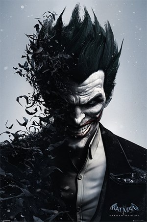 Joker - Batman Arkham Origins