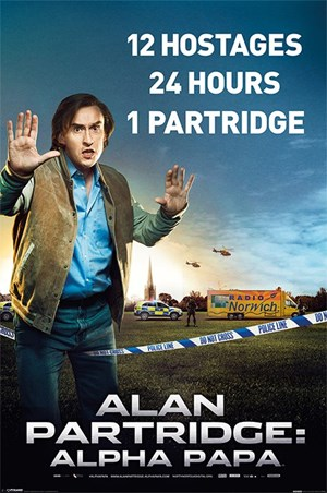 Alpha Papa - Alan Partridge