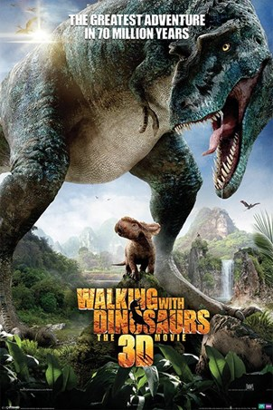 The Greatest Adventure - Walking With Dinosaurs