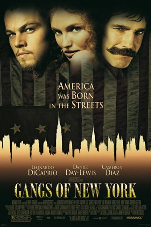 Born in The Streets - Gangs Of New York