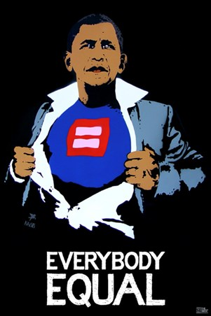 Everybody Equal - Obama