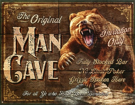 The Original Man Cave - By Invitation Only