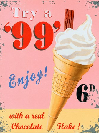 Try a '99 - Iconic Ice Cream