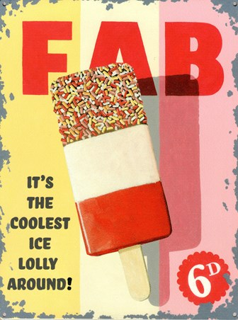 Fab, The Coolest Treat Around