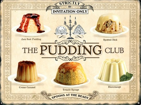The Pudding Club - By Invitation Only