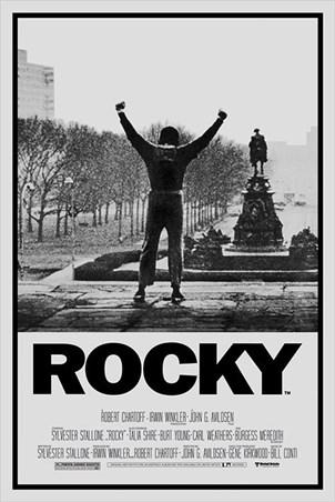 Rocky Movie Score - Rocky