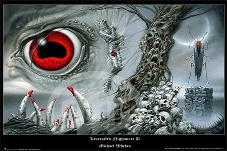 Lovecraft'S Nightmare B - Michael Whelan
