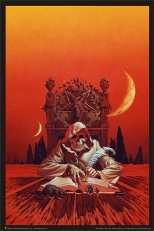 Erebus - Michael Whelan