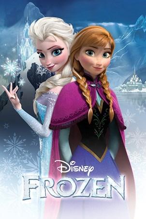 Anna & Elsa - Disney's Frozen