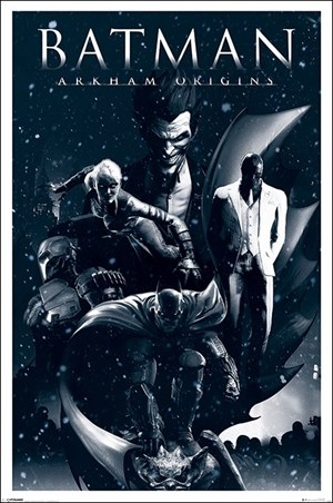 Assassins - Batman Arkham Origins