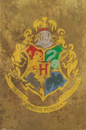 Hogwarts Crest - Harry Potter