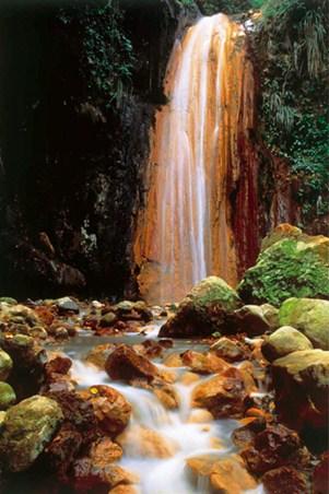 Tropical Waterfall - Natural Beauty