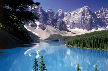 The Rocky Mountains - Canadian Rockies