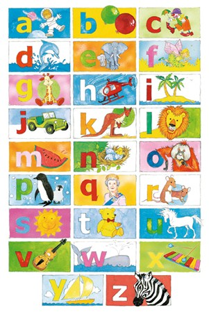Have fun learning your ABC! - Alphabet Picture Fun