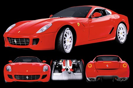 Ferrari 599 GTB Fiorano - The F139