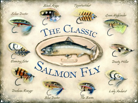 The Classic, Salmon Fly